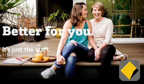 CommBank – Better for You