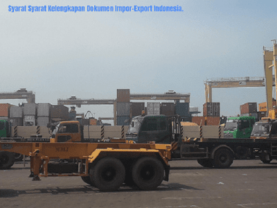 Jasa Export-Import Indonesia