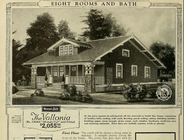 catalog image of Sears Vallonia 1923