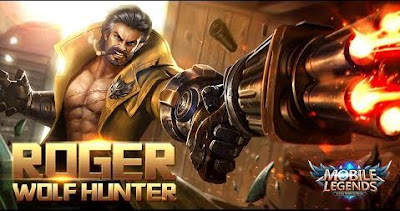 Build Hero Roger Mobile Legends Tersakit dan Tersakti