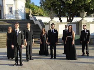 Portuguese vocal ensemble Cupertinos