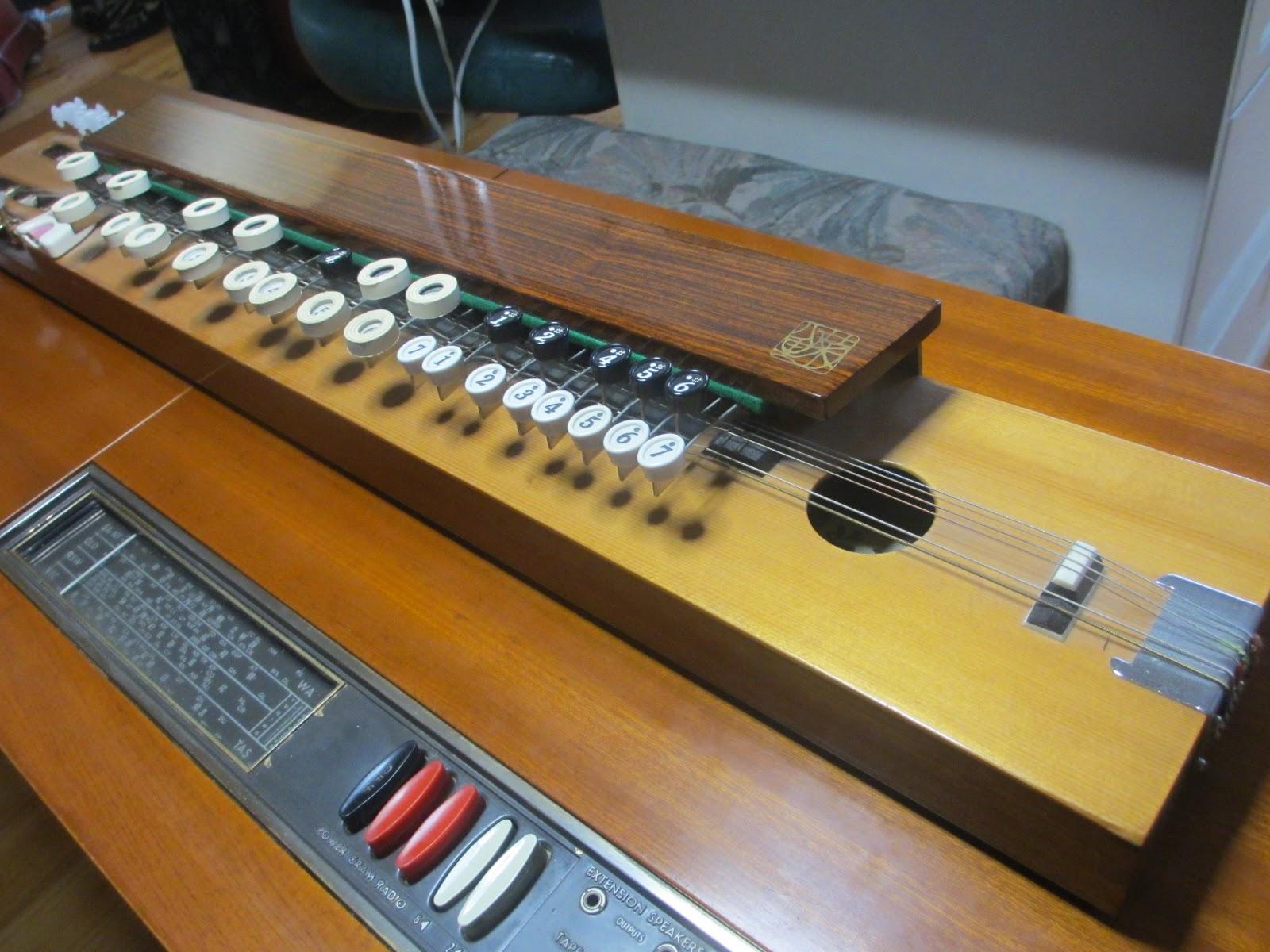 Fidelitarium: Taishokoto Ableton Live Instrument Rack