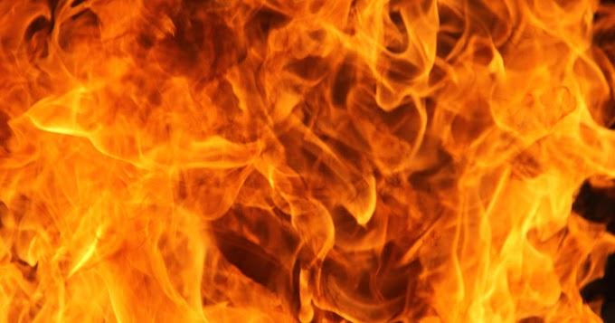 Tűz ütött ki egy pincében Helvécián