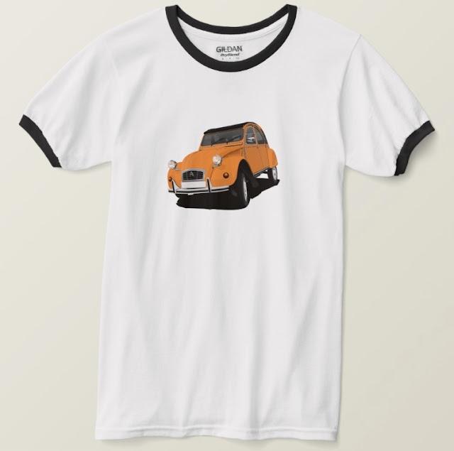 Oranssi rättisitikka t-paita