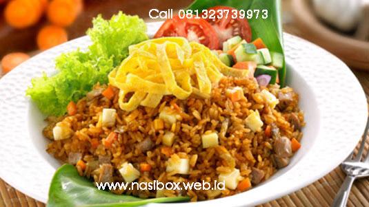 Resep nasi goreng mangga nasi box  cimanggu