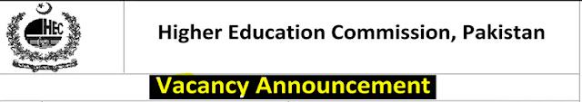 HEC Jobs 2021 – Higher Education Commission Pakistan Jobs