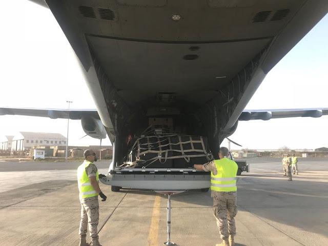 La importancia de los vuelos logísticos de sostenimiento de operaciones y el papel del A400M