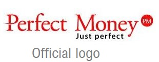 perfect money logo official