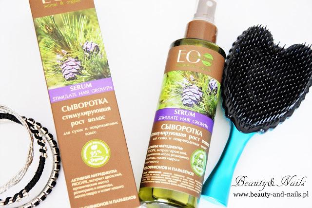 EcoLabolatorie - serum przeciw wypadaniu, stymulujące wzrost włosów.