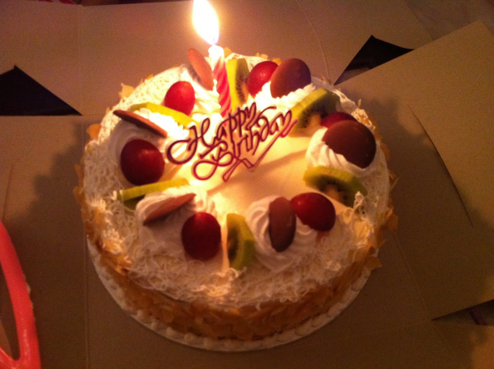 The Epic Royce 22nd Birthday Cake
