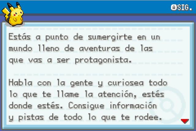 Pokémon rojo fuego - Español - Captura 2