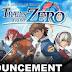 The Legend of Heroes - Nihon Falcom annonce quatre titres de la saga