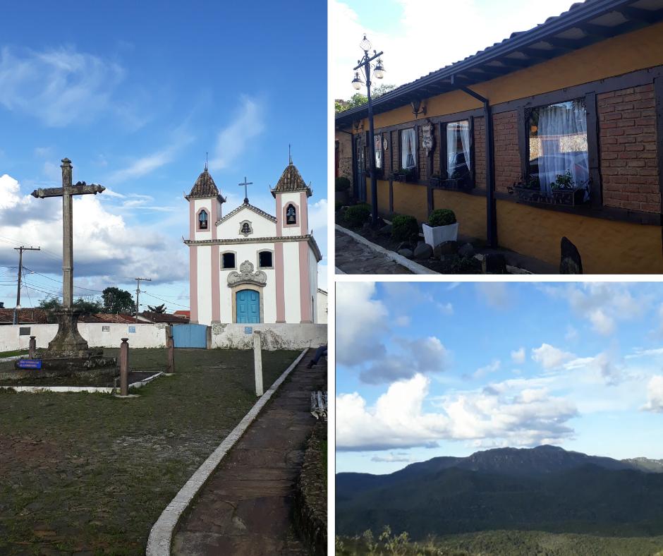 Lavras Novas - Ouro Preto, MG - Destino romântico
