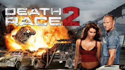 Death Race 2 2010 Hindi Dubbed Dual Audio BRRip 480p 300mb