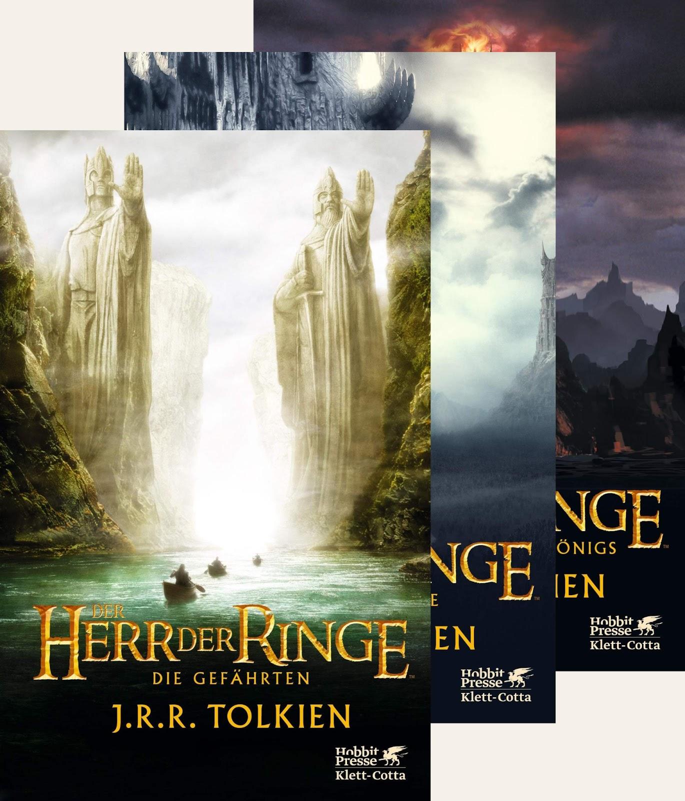 Rezension Der Herr Der Ringe Die Gefahrten J R R Tolkien Book Walk