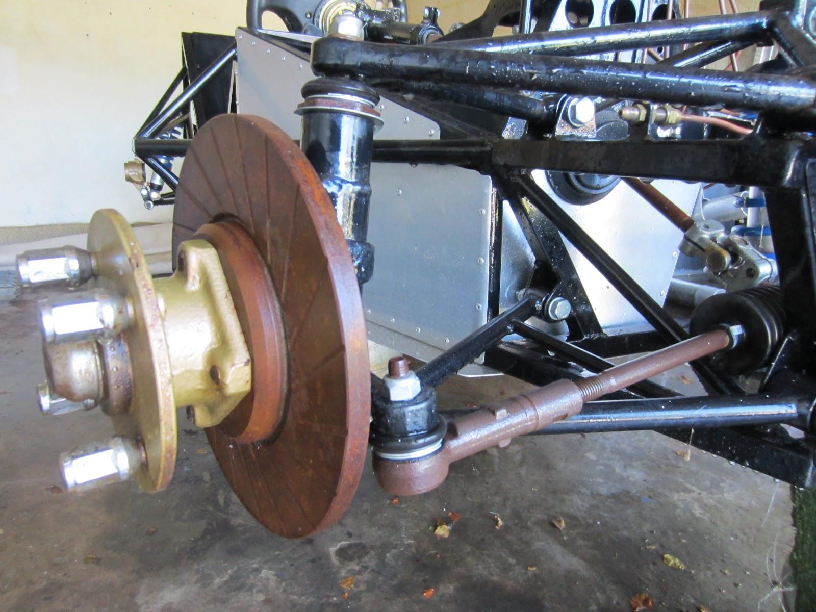 Car Wash Brush >> Sylva J15 kit car build