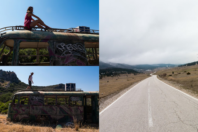 Nomadime. Grèce. Bosnie-Herzégovine.