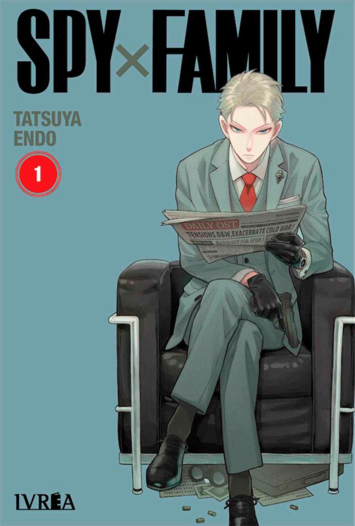 Spy x Family #1 - Tatsuya Endo - Ivrea