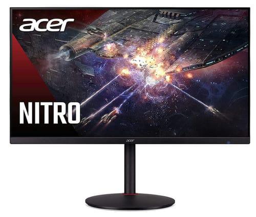 Acer Nitro XV322QU Pbmiipprzx 31.5 WQHD IPS Gaming Monitor
