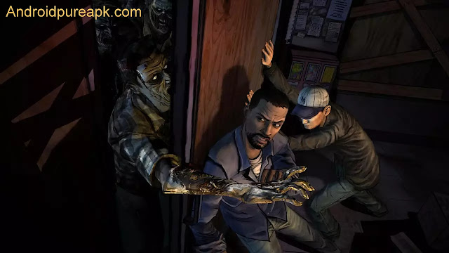 The Walking Dead: Season One Apk+Data Mod