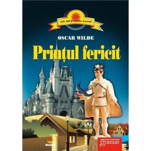 Fișă de lectură Prințul fericit de Oscar Wilde