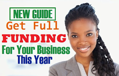 Sources to Get Fund for Business Finance in Nigeria | Capital Money for SME Businesses