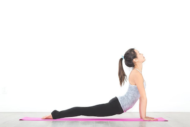 The Secret of WIEGHT LOSS THROUGH YOGA