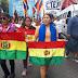 En las calles, Argentina rechaza el golpe de Estado a Evo Morales