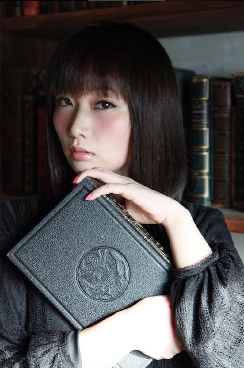 乃々果花:我要定居台湾、成为实力派演员!