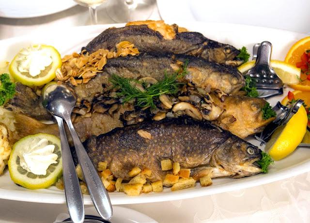 Fisch Gastronomie