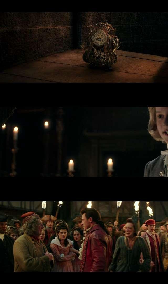 La bella y la bestia (2017) HD 1080p y 720p Latino
