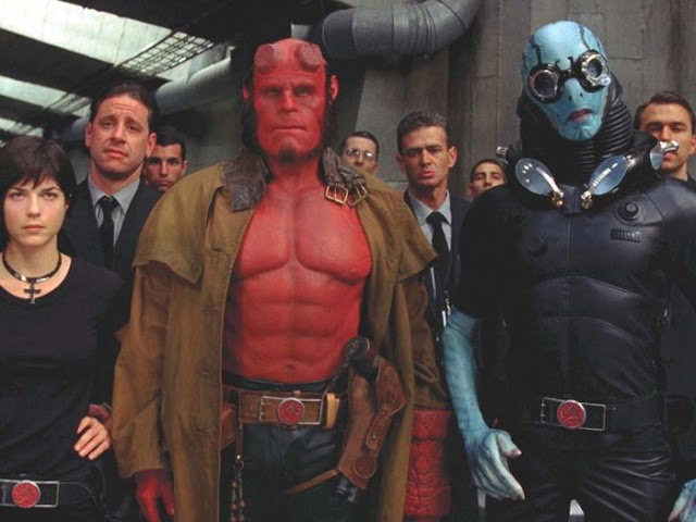 Hellboy lawan Penanggal di Malaysia?