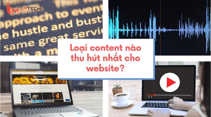 content website