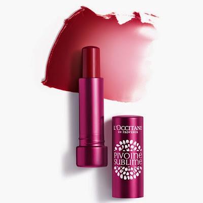 baume à lèvres Rose Prune L'Occitane