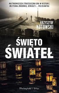 kryminał Krzysztof Kotowski, polski kryminał