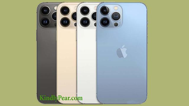 جهاز ايفون برو ماكس iPhone 13 Pro Max