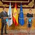 Feijóo insta ao Goberno a adherirse ao Pacto de Estado por Ferrol e incide na necesidade de prorrogar os ERTE nos sectores máis afectados pola pandemia