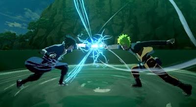 Naruto Shippuden Ultimate Ninja Storm 3 Full Burst Game Anime Ringan PC