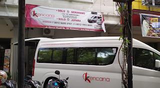 Travel Solo Semarang Kencana