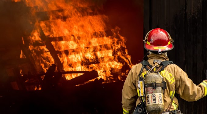 Tűz ütött ki a brazil nemzeti filmintézet raktárában