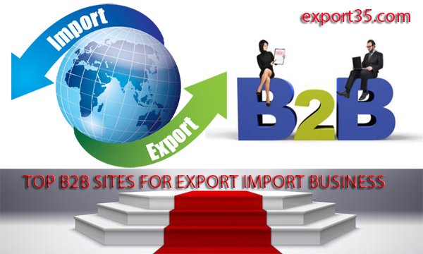 BEST B2B SITES FOR EXPORT IMPORT BUSINESS | export import