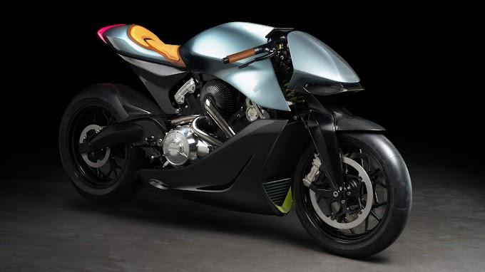 Super Moto Aston Martin AMB 001