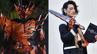 Kamen Rider Saber - Kamen Rider Falchion