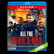 El escuadrón del diablo (2018) BDRip 1080p Latino