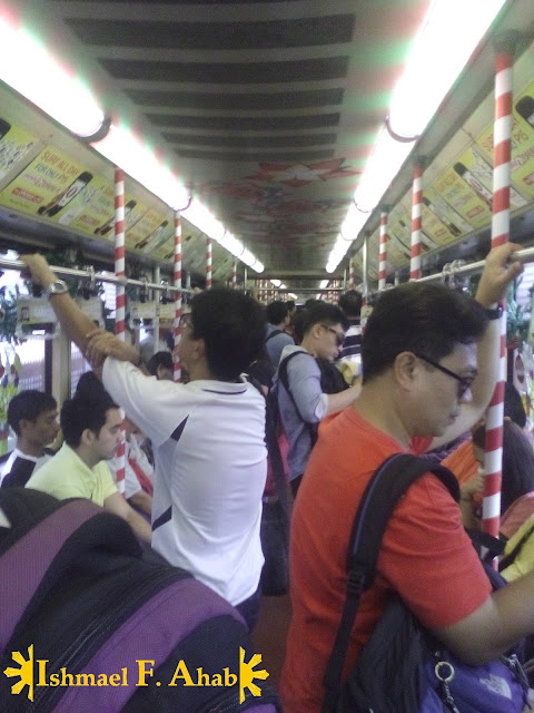 #PaskuhanSaLRT1: Riding the Christmas Train to Carriedo