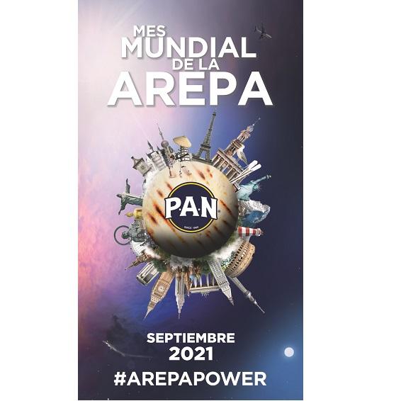 P.A.N. celebró el Día Mundial de la Arepa