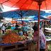 Diliburkan Karna Corona, Aktifitas Jual Beli Pasar Ibuh Terpantau Normal
