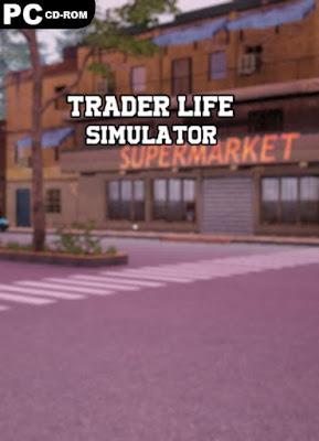 Capa do Trader Life Simulator