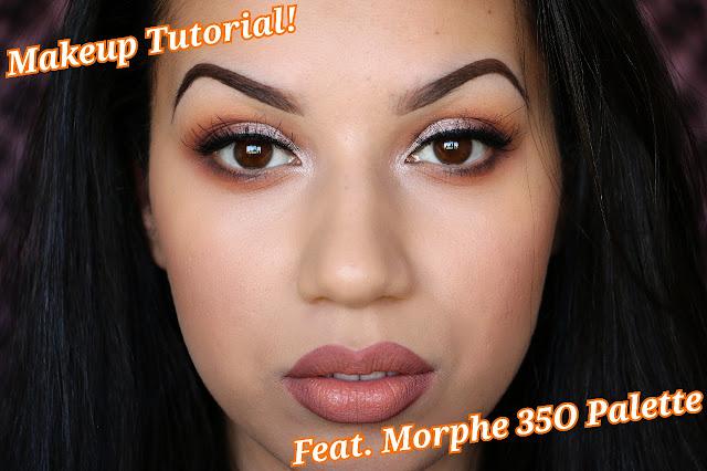 Morphe 35O Tutorial