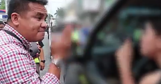 WATCH| Abusado at walang Disiplinang Driver nag Viral at Sinabon ng Netizens - GET IN